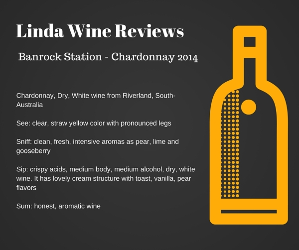 Banrock Station - Chardonnay 2014