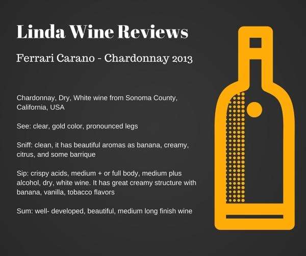 Ferrari Carano - Chardonnay 2013